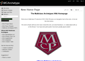 mcarchetype.wikispaces.com