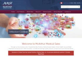 mcarthurmedical.com