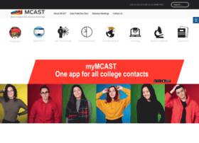 mcast.edu.mt