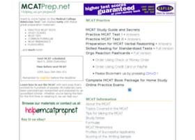 mcatprep.net