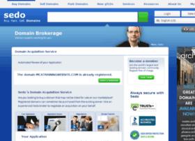 mcatrainingwebsite.com