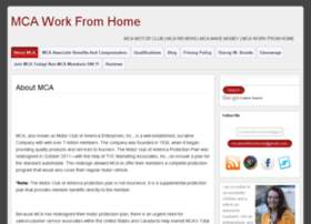 mcaworkfromhome.com