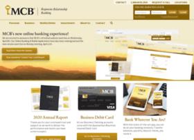 mcb.com