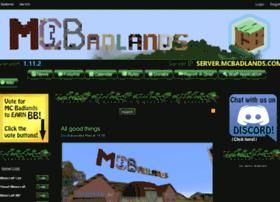 mcbadlands.enjin.com