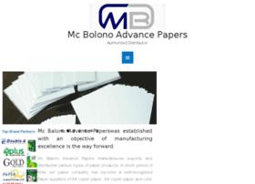 mcbolonoadvancepapers.com