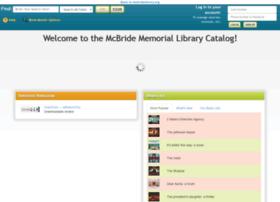 mcbride.biblionix.com