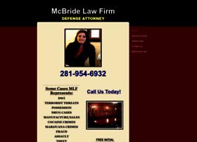 mcbridecriminallaw.com