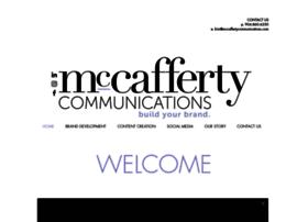 mccaffertycommunications.com