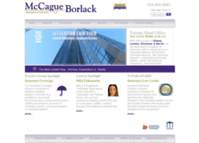 mccagueborlack.com