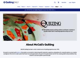 mccallsquilting.com