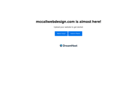 mccallwebdesign.com