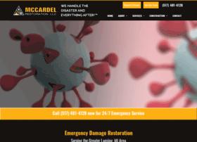 mccardelrestoration.com