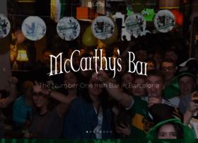 mccarthysbarcelona.com