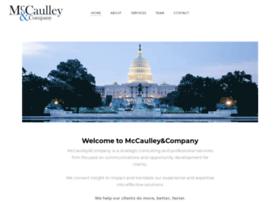 mccaulleyandco.com