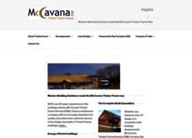 mccavanagroup.com