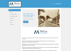 mccayaccountancy.co.uk