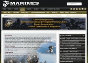 mccdc.marines.mil