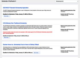 mccfinscholarships.communityforce.com