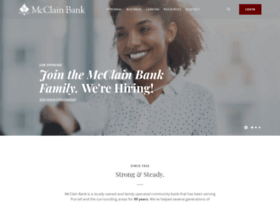 mcclainbank.com