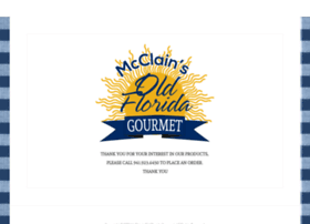 mcclainsgourmet.com