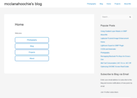 mcclanahoochie.com