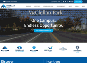 mcclellanpark.com