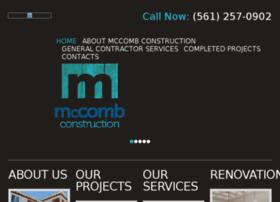 mccombconstruction.net