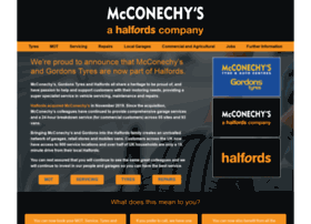 mcconechys.co.uk