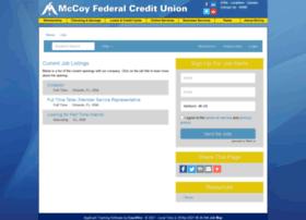 mccoy.myexacthire.com