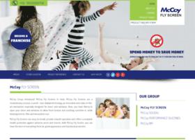 mccoyflyscreens.com