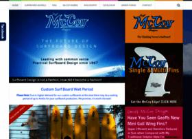 mccoysurfboards.com