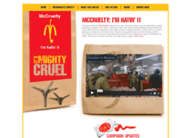 mccruelty.com