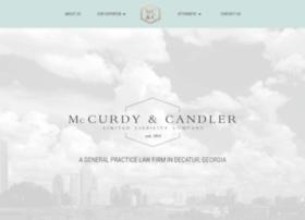 mccurdycandler.com
