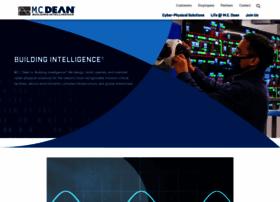 mcdean.com