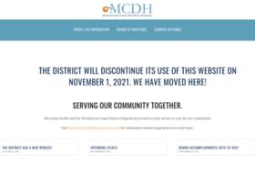 mcdh.org
