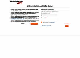 mcdonaldatv.com