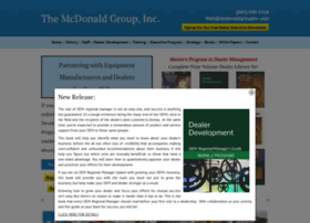 mcdonaldgroupinc.com