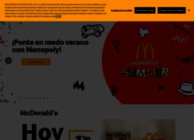 mcdonalds.es