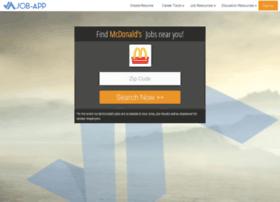 mcdonalds.job-app.org