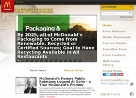 mcdonalds.mwnewsroom.com