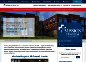 mcdowellhospital.org