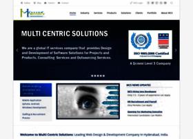 mcentricsolutions.com
