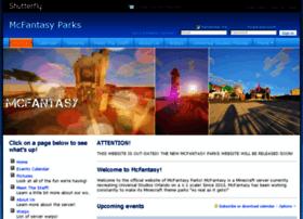 mcfantasyparks.shutterfly.com