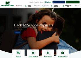 mcfarlandclinic.com