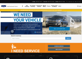 mcfarlandford.dealerconnection.com