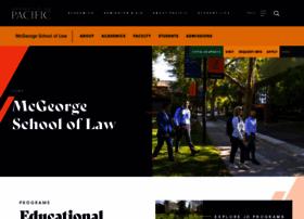 mcgeorge.edu