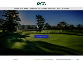 mcggolf.com