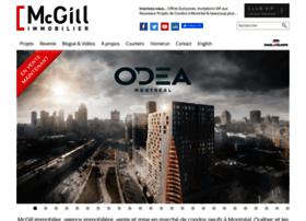 mcgillimmobilier.com