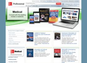 mcgraw-hillmedical.com