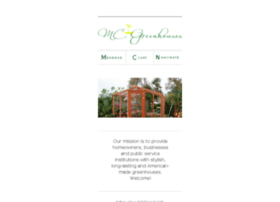 mcgreenhouses.com